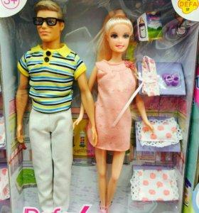 Кен и барби