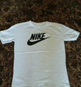 "Новая мужская футболка с логотипом ""Nike"""