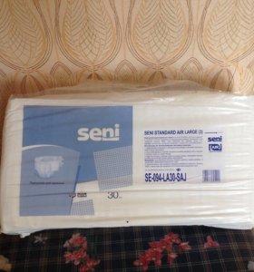 Памперсы Seni standard L3 упаковка 30 шт.