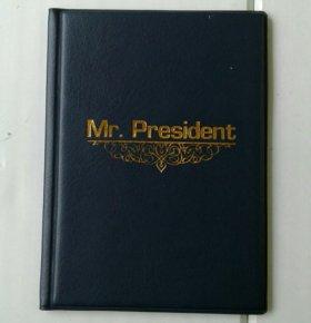 обложка на паспорт новая