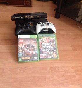 Xbox360+много игр