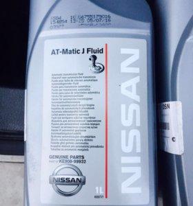Трансмиссионное масло AT-Matic J Fluid