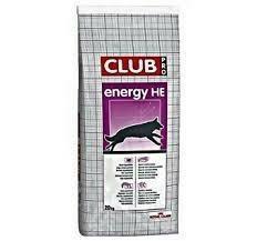 Корм royalcanin energy club he для активных собак