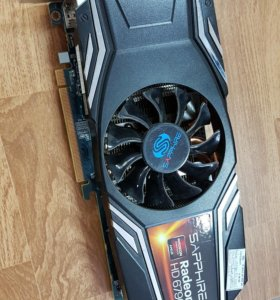 Видеокарта Sapphire RADEON HD6790 1Gb DDR5