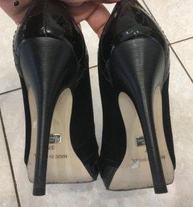 Туфли натуральные 37 размер