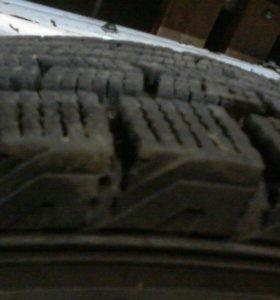 Шины Goodyear(зима)