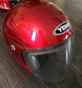 Новый шлем yema