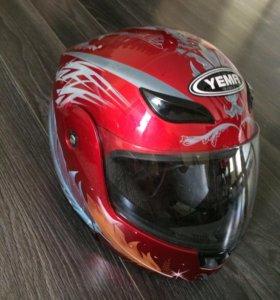 3 шлема yema