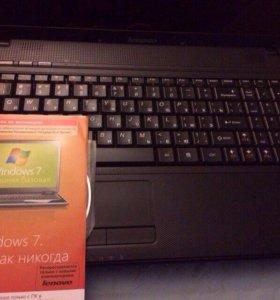 Мощный,практичный и надёжный ноутбук lenovo g565