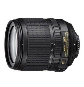 Объектив Nikon 18-105 mm