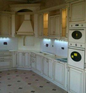 Любые кухонные гарнитуры