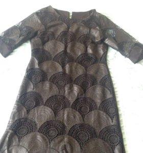 Платье ожурное 50-52