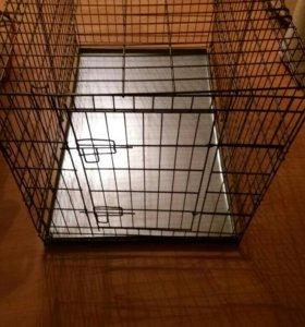 Клетка для мелких домашних животных.