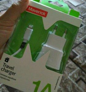 Сетевое зарядное устройство для iPhone(новое)