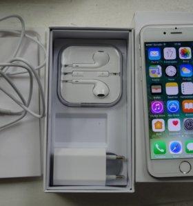 IPhone 6 на 16 Гбайт White