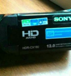 Sony HDR-CX180