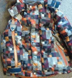 Зимний комплект Nels(куртка,штаны) 86-92