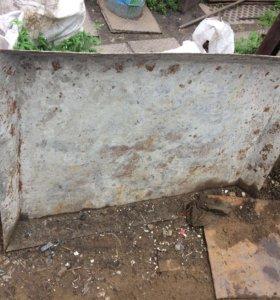 Ёмкость для приготовления раствора , бетона