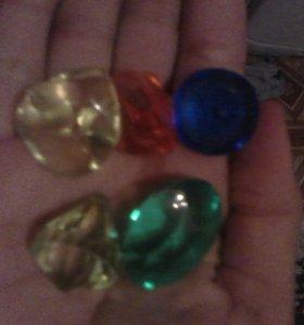 5 кристаллов для водных черепах или рыбок.