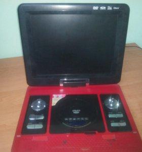 Портативный DVD ТВ