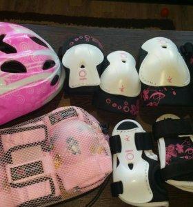 Шлем Explore и защита