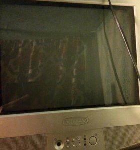 Продается телевизор витязь в хорошем состоянии