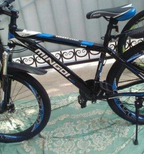 Велосипед горный.новый