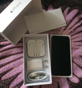 iPhone 6 + чехол