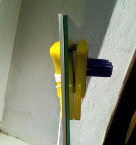 Щетка для мытья окон с 2 х сторон