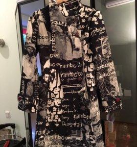 Пальто Desigual, новое.