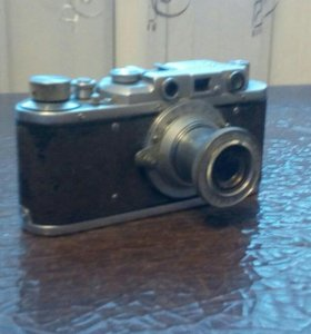 Фотоаппарат«Зоркий»