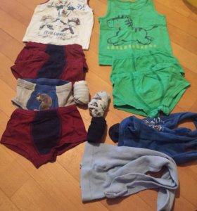 Майки,трусики,носочки,колготы