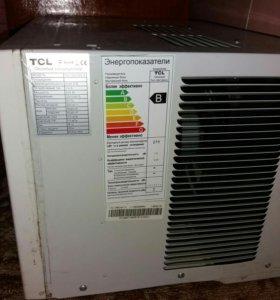 Продам оконный кондиционер tcl tac-05 cwa/a