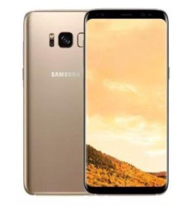 Samsung Galaxy S8 64gb SM G950FD Gold