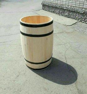 Бочки деревянные