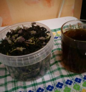 Иван-чай с чабрецом(листовой)