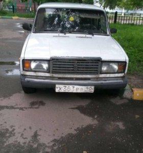 Продаю ВАЗ 2107 инжектор
