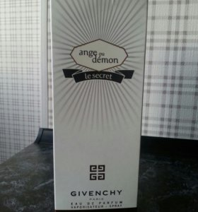 Givenchy Ange ou demon le secret 100ml (пр-во ОАЭ)