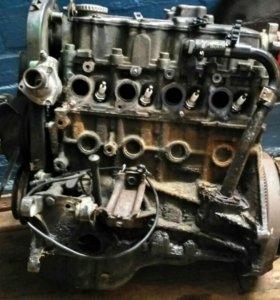 Срочно Двигатель opel c20ne в сборе. Торг.