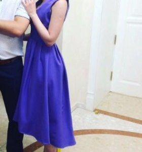 Платье фиолетовое 💜