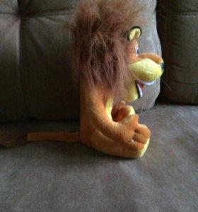 Игрушка мягкая, говорящая из мультфильма