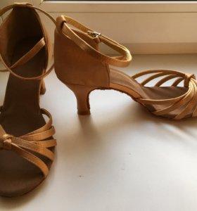 Туфли для бальных танцев (новые)