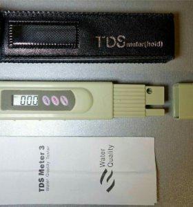 TDS метр (солеметр)