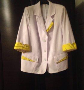 Пиджак, размер (54-56)
