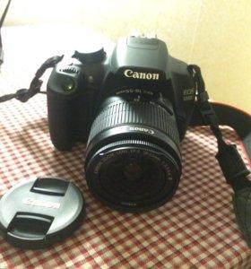 Фотоаппарат Canon EOS 1200D EFS18-55III