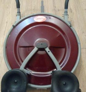 Тренажёр для мышц бедра и талии