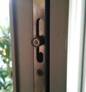 Регулировка и ремонт пластиковых окон и дверей.