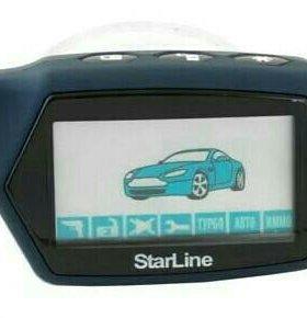Новые брелки к сигнализации Starline A61