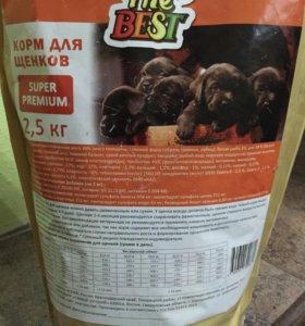 Сухой корм для щенков 5 кг