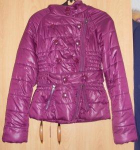 Куртка деми р 42
